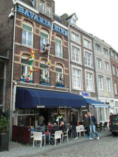 Cafe Servaas, Maastricht, Zuid-Limburg.