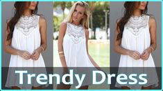 Hello Guys, today I'm going to show this video the Beautiful Sleeveless Dresses for Women Boutique Style Sleeveless Kameez New Look Collection, Are you. Crochet Baby Dress Free Pattern, Knit Baby Dress, Trendy Dresses, Women's Fashion Dresses, Big Fashion, Fashion Models, Baby Boy Suit, White Sleeveless Dress, Classy Dress