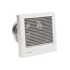 Whisperwall 70 Cfm Wall Exhaust Bath Fan Energy Star White