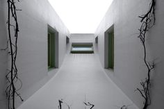 Since 1998 the Web Atlas of Contemporary Architecture Organic Architecture, Contemporary Architecture, Nature Photography, Sweet Home, Stairs, House, Image, Portugal, 1980