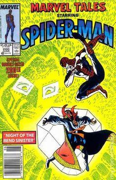 Marvel Tales (1964 Marvel) 200