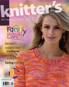 Knitters Magazine № 111, Summer 2013