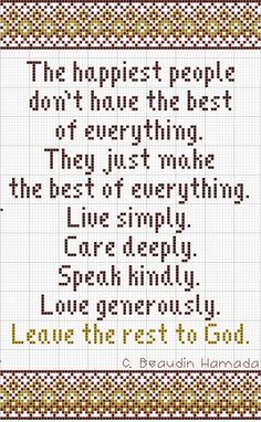 Carolyn's Quote Sampler
