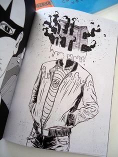 fanzine illustration - Google Search