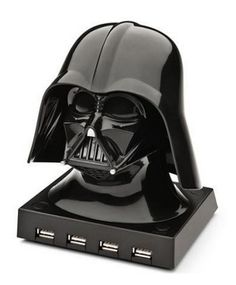 Plug your USB cords into the Dark Side.