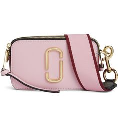 afd4fdabaee94 Free shipping and returns on MARC JACOBS Snapshot Crossbody Bag at  Nordstrom.com.