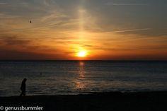 Sonnenuntergang auf Sylt #deutschland #germany #sylt #sunset #sonnenuntergang #nordsee