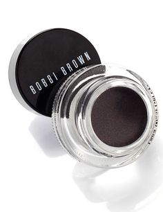 'Long-Wear Gel Eyeliner', delineador en gel resistente al agua. De Bobbi Brown.