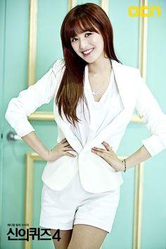 @JaeKyung_K Sweet smile! pic.twitter.com/yl8nNWHPFS