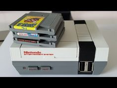 Raspberry Pi Mini NES Classic Console - YouTube