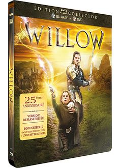 Test du Blu-ray WILLOW (1988) de Ron Howard avec Warwick Davis et Val Kilmer : http://www.dvdfr.com/dvd/c156073-willow-le-test-complet-du-blu-ray.html