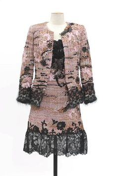 Jacket designed by Christian Lacroix, a/w 1997-98. Courtesy Les Arts Décoratifs, all rights reserved.