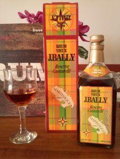 Rhum Bally Martinique