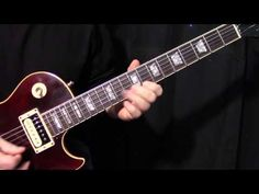 how to play Europa by Santana - guitar lesson part 2 - YouTube