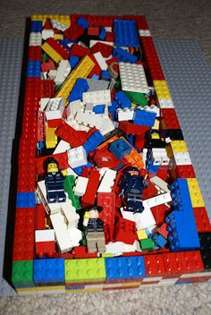 52 Lego challenges that will keep your kids busy