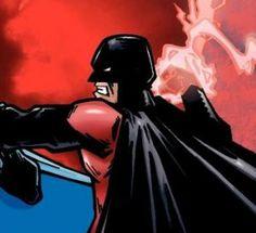 The Redsaw Origin and How I Write Supervillains