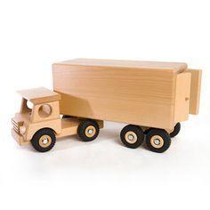 Container Truck @ acorntoyshop.com