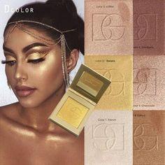 Type: Bronzer & Highlighter Formulation: PowderNET WT: / 6 available Highlighter Makeup Brands, Contour Makeup, Eyeshadow Makeup, Face Makeup, Glitter Eyeshadow Palette, Makeup Palette, Makeup Prices, Face Brightening, Best Bronzer