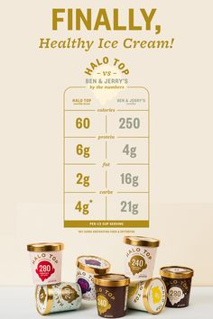 Craving Halo Top, but not sure where to get it? Use our store locator & find out where you can purchase our ice cream because Halo Top is in a store near you! Low Carb Desserts, Frozen Desserts, Frozen Treats, Healthy Desserts, Low Carb Recipes, Diabetic Recipes, Healthy Recipes, Ketogenic Recipes, Healthy Ice Cream