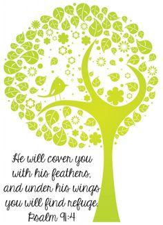Free Nursery Scripture Printables