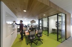 VicSuper Workspace by Gray Puksand