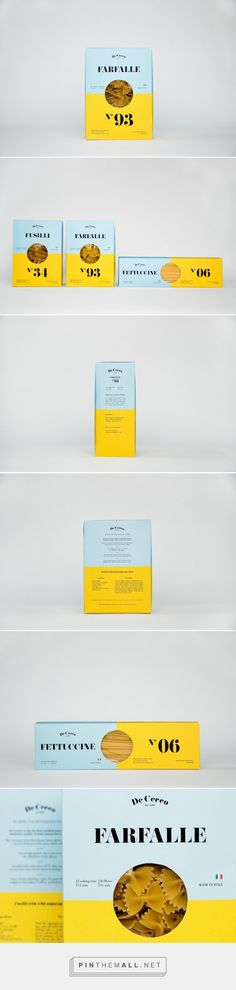 De Cecco (Student Project) on Packaging of the World - Creative Package Design Gallery... - a grouped images picture - Pin Them All