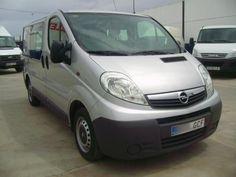 Opel Vivaro Combi, 2.0 CDTI - Sevilla