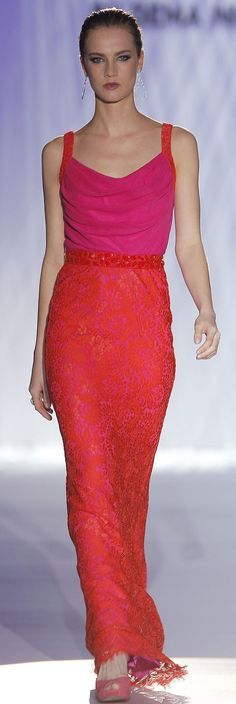 Cabotine SS 2015  Love these colors together