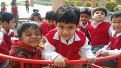 The K.G block of Mayoor School is an all encompassing canopy of learning with love.