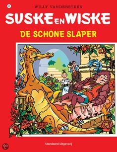 85 - Suske en Wiske - De schone slaper
