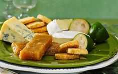 Feijoa paste recipe - By Woman's Day (NZ edition), This feijoa paste is great on cheese boards and antipasto platters. It's is a labour of love but uses up lots of feijoas and in the long run, potentially saves you buying the pricey store-bought ones Avocado Fries, Paste Recipe, Antipasto Platter, Hot Cross Buns, Vegetable Curry, Stone Fruit, Egg Recipes, Recipies, Chocolate Recipes