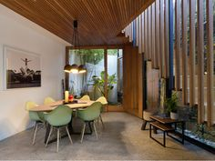 I'm stalking a house I've featured before , the Balmain House by Fox Johnston , only this time ...