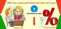 SBI has reduced the Interest rate on loan. #sbibank #sbi #loan #interestrate More info @ https://www.moneydial.com/sbi-has-reduced-the-interest-rate-on-loan/