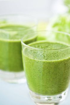 Cleansing Drinks for after the Holidays
