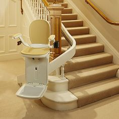 Acorn Curved Stair Lift Solution The Acorn 180