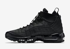 quite nice 4a504 0f580 First Look At The Nike Air Max 95 Sneakerboot