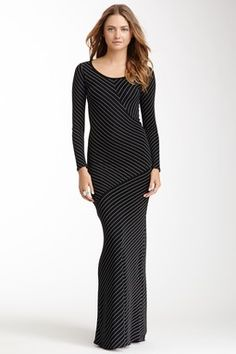 HauteLook | Go Couture Dresses: Long Sleeve Maxi Dress