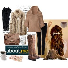 """All about me"" by ana2cats on Polyvore"