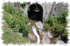 CORSE : Route de Cervione à Santa Lucia de Moriani