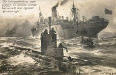 Austrian U-Boat