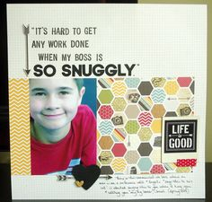 Challenge include a quote on your layout Hard To Get, Be Yourself Quotes, Challenge, Scrapbooking, Layout, Design, Page Layout, Scrapbooks, Scrapbook