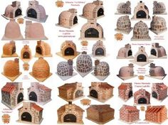 Brick Oven Outdoor, Outdoor Kitchen Plans, Outdoor Cooking Area, Outdoor Stove, Pizza Oven Outdoor, Stone Pizza Oven, Diy Pizza Oven, Fire Pit Grill, Fire Pit Patio