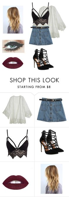 """""""Untitled #147"""" by teresinha-tiih ❤ liked on Polyvore featuring Calypso St. Barth, Chicnova Fashion, Club L and Steve Madden"""