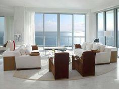 Résidence de vacances luxueuse avec une vue imprenable sur l'océan
