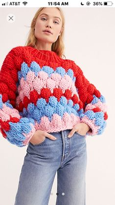 1f8134cc1272 14 Best Knitted and Crocheted Creations images