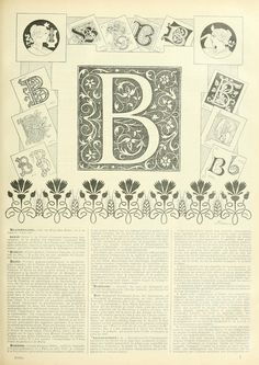 Wings of Whimsy: Noveau Larousse Illustré - B #vintage #french #dictionary…