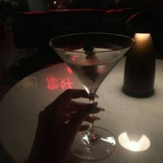 drink, night, and nails image