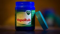 Alternative Uses For Vicks VapoRub Vicks Vaporub, Vicks Rub, Vapo Rub, Cold And Flu Relief, Nursing Articles, Uses For Vicks, Health Care Reform, Stay Young, Recipes