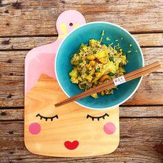 """""""Tofu strapazzato a modo mio"""" Ricetta vegan di @watercolourlove"""