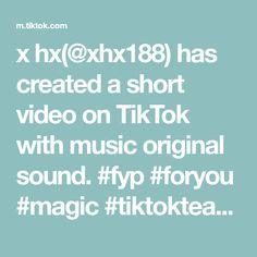 x hx(@xhx188) has created a short video on TikTok with music original sound. #fyp #foryou #magic #tiktokteacher #dancing #learn Hanyu Yuzuru, Figure Skating, Hogwarts, Daddy, Funny Memes, The Originals, Music, Seokjin, Hoseok